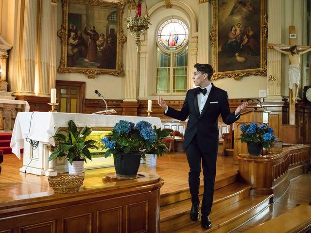 Philippe and Karine's wedding in Saint-Antoine-sur-Richelieu, Quebec 26