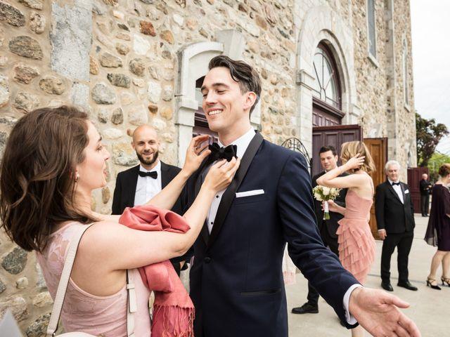 Philippe and Karine's wedding in Saint-Antoine-sur-Richelieu, Quebec 27