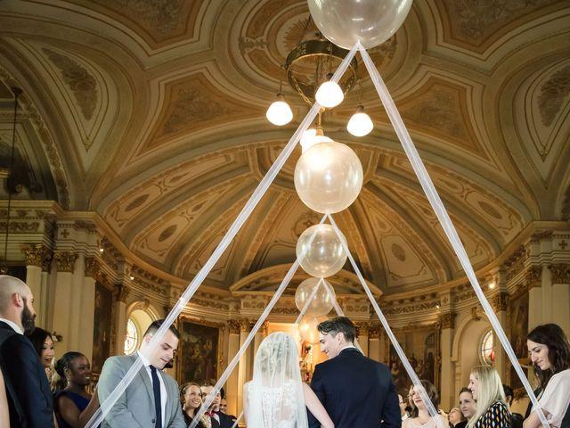 Philippe and Karine's wedding in Saint-Antoine-sur-Richelieu, Quebec 34