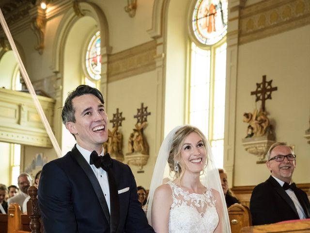 Philippe and Karine's wedding in Saint-Antoine-sur-Richelieu, Quebec 36