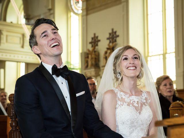 Philippe and Karine's wedding in Saint-Antoine-sur-Richelieu, Quebec 38