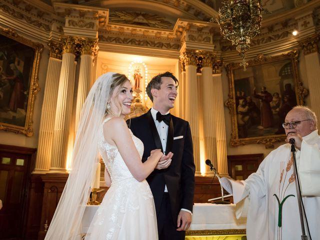 Philippe and Karine's wedding in Saint-Antoine-sur-Richelieu, Quebec 40