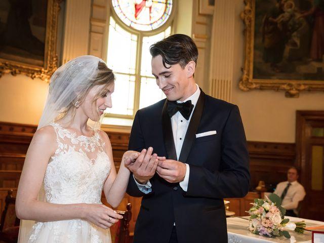 Philippe and Karine's wedding in Saint-Antoine-sur-Richelieu, Quebec 41