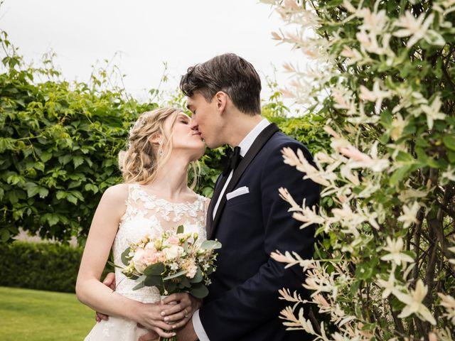 Philippe and Karine's wedding in Saint-Antoine-sur-Richelieu, Quebec 77