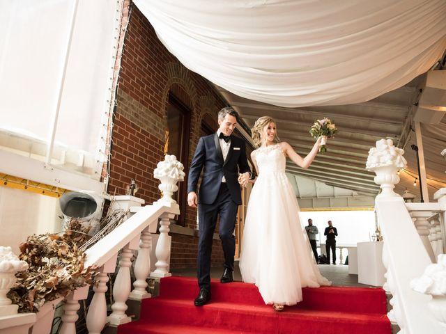 Philippe and Karine's wedding in Saint-Antoine-sur-Richelieu, Quebec 89
