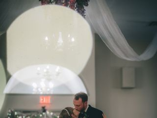 The wedding of Holly Daniel and Daniel Collet 3