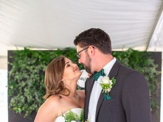 The wedding of Caitlyn and Nick 2