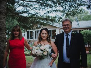 The wedding of Celine and Lachlan 1