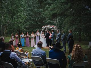 The wedding of Celine and Lachlan 2
