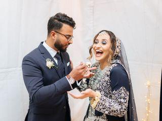 The wedding of Omar and Savana 2