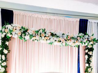 The wedding of Omar and Savana 3