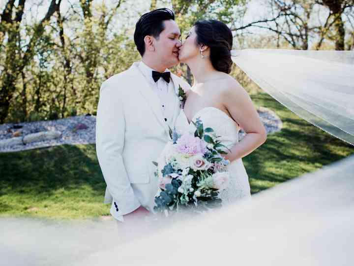 The wedding of Jamille and Juan Carlos