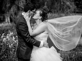 The wedding of Sarah and Matt 1