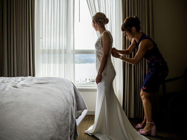 Jeffrey and Kaylee's wedding in Kelowna, British Columbia 5