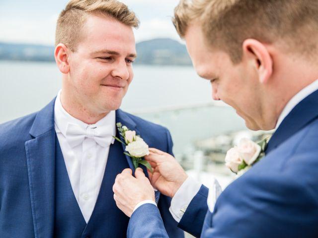 Jeffrey and Kaylee's wedding in Kelowna, British Columbia 11