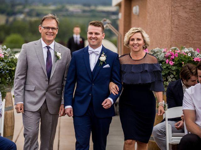 Jeffrey and Kaylee's wedding in Kelowna, British Columbia 13