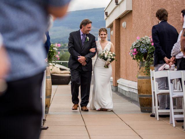 Jeffrey and Kaylee's wedding in Kelowna, British Columbia 14
