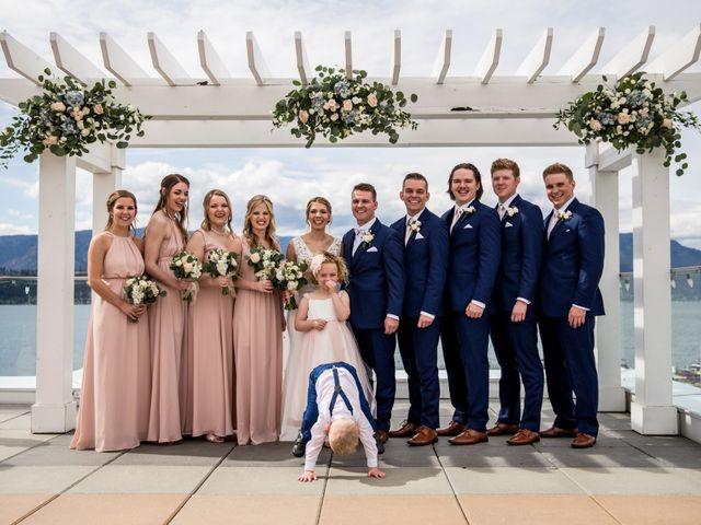 Jeffrey and Kaylee's wedding in Kelowna, British Columbia 18