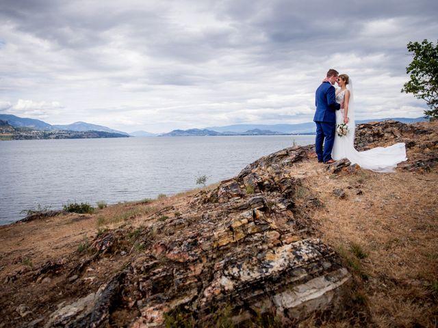 Jeffrey and Kaylee's wedding in Kelowna, British Columbia 26