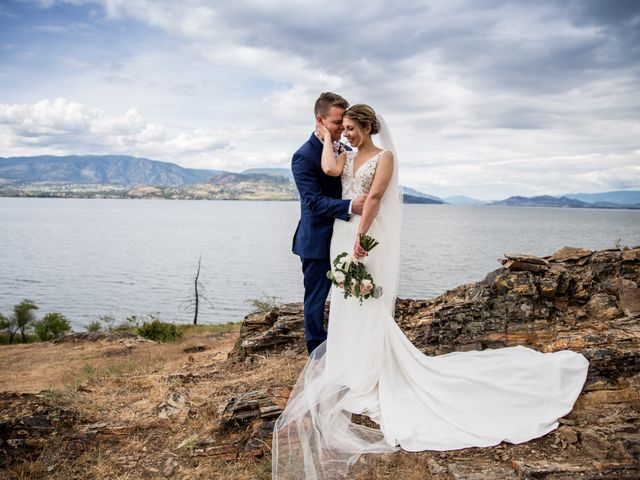 Jeffrey and Kaylee's wedding in Kelowna, British Columbia 27