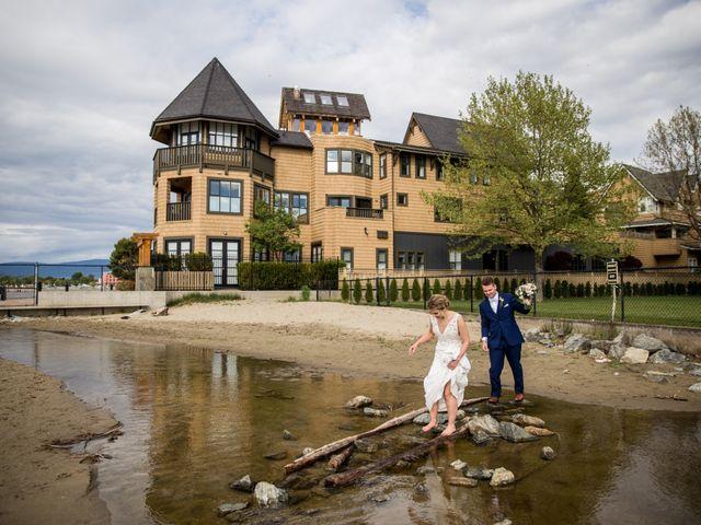 Jeffrey and Kaylee's wedding in Kelowna, British Columbia 29