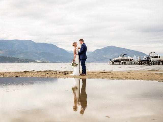 Jeffrey and Kaylee's wedding in Kelowna, British Columbia 30