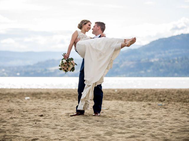Jeffrey and Kaylee's wedding in Kelowna, British Columbia 31
