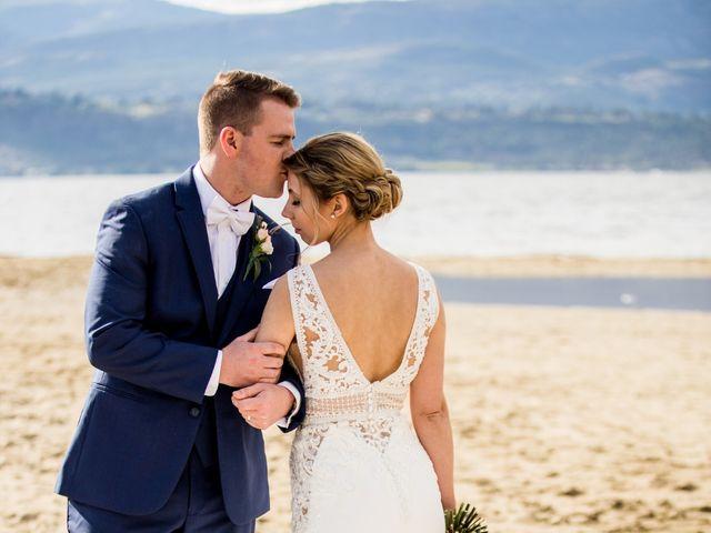 Jeffrey and Kaylee's wedding in Kelowna, British Columbia 32