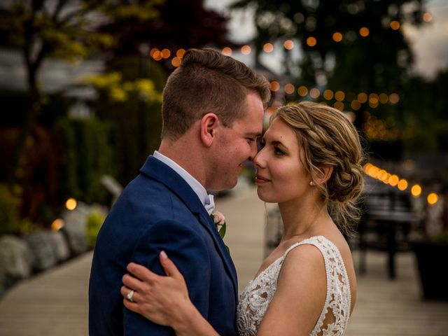 Jeffrey and Kaylee's wedding in Kelowna, British Columbia 33