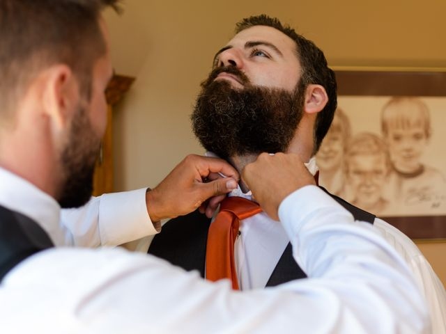 Philip and Lee's wedding in Winchester, Ontario 1