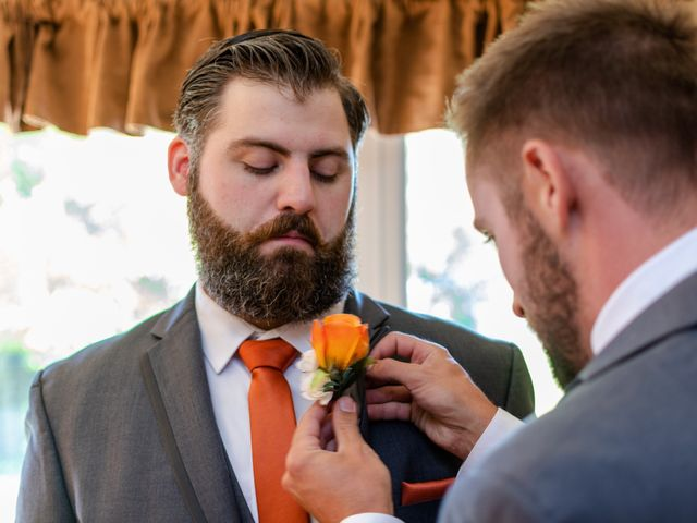 Philip and Lee's wedding in Winchester, Ontario 3