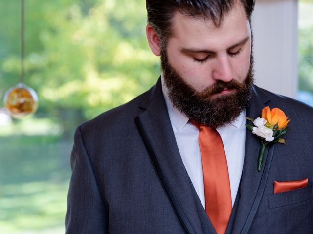 Philip and Lee's wedding in Winchester, Ontario 5