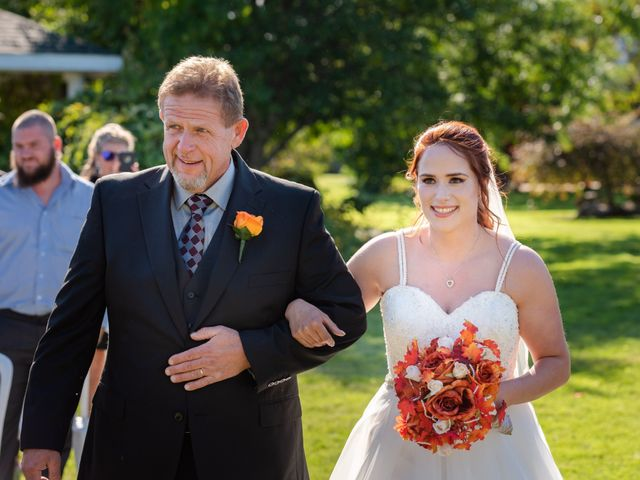Philip and Lee's wedding in Winchester, Ontario 41