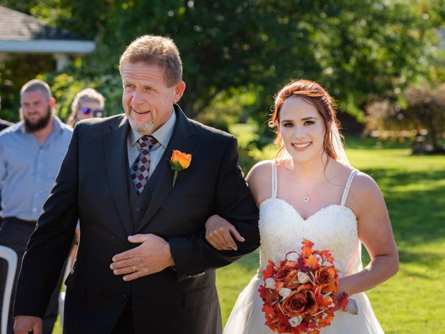 Philip and Lee's wedding in Winchester, Ontario 42