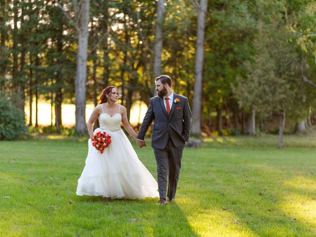 Philip and Lee's wedding in Winchester, Ontario 57