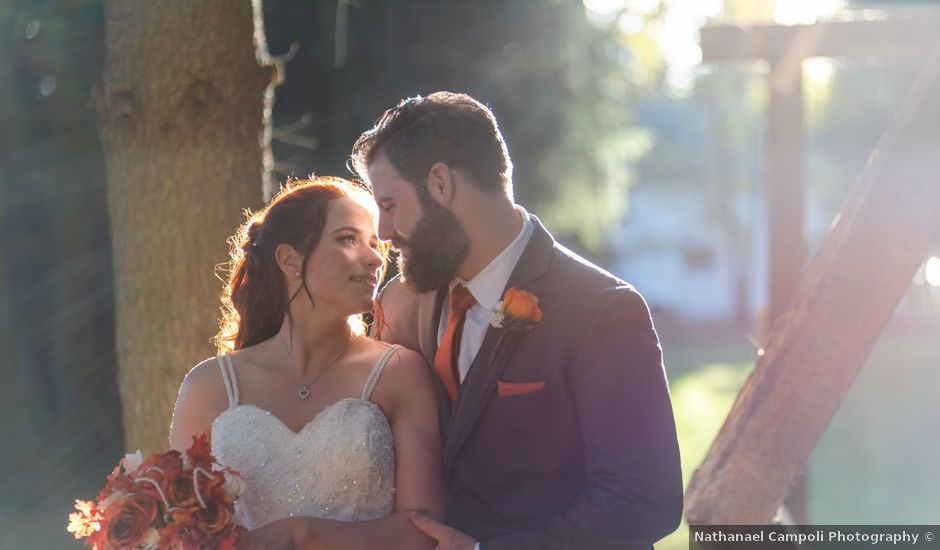 Philip and Lee's wedding in Winchester, Ontario