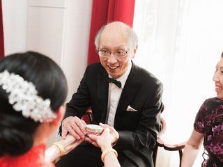 The wedding of Phyllis and Albert 3