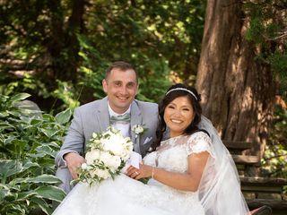 The wedding of Mariluz  and Sean 1