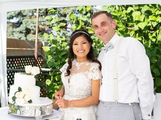 The wedding of Mariluz  and Sean 2