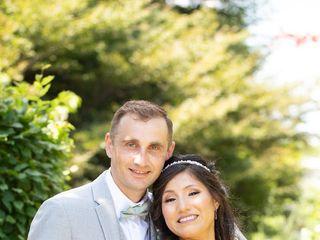 The wedding of Mariluz  and Sean 3