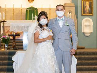 The wedding of Mariluz  and Sean