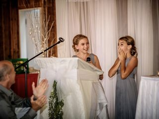 The wedding of Nicole Frazee and Steven Frazee 1