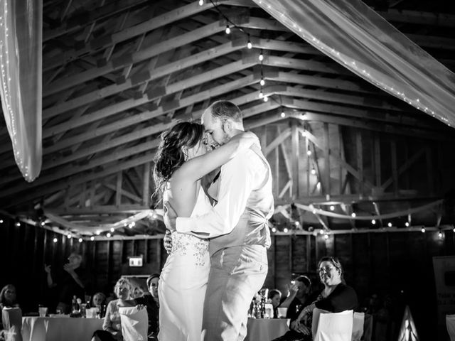 Steven Frazee and Nicole Frazee's wedding in West Bay, Nova Scotia 3