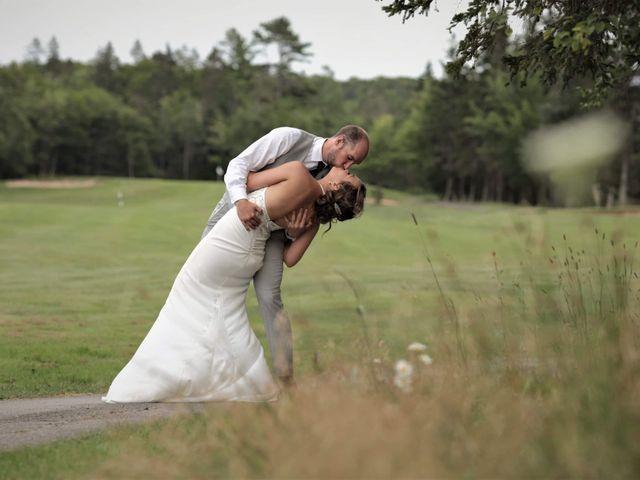 Steven Frazee and Nicole Frazee's wedding in West Bay, Nova Scotia 5