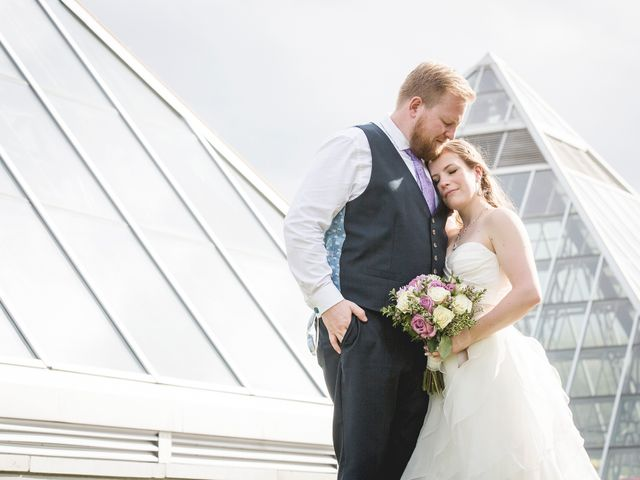 The wedding of Bridget and Nate