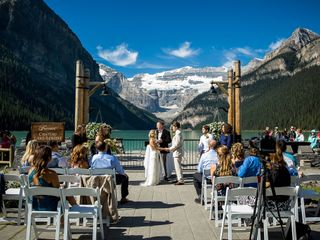 The wedding of Cameron and Brant 3