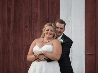 The wedding of Keirsten and Pat