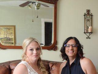 The wedding of Megan and Al  2