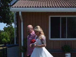 The wedding of Megan and Al  3