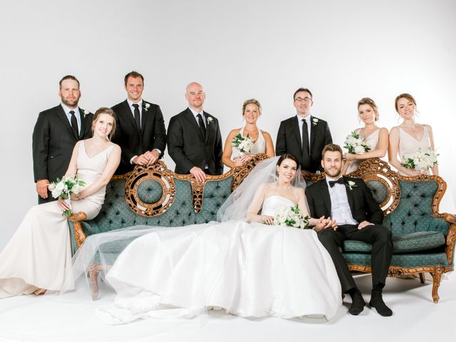 The wedding of Danielle and Jamie